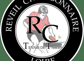 REVEIL CHAMBONNAIRE TENNIS DE TABLE