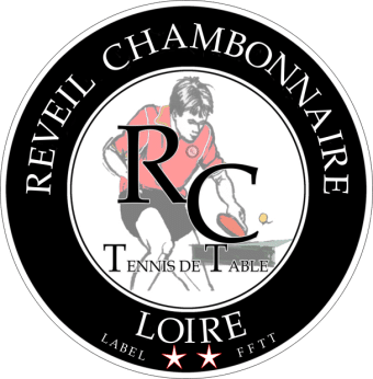 REVEIL CHAMBONNAIRE TENNIS DE TABLE